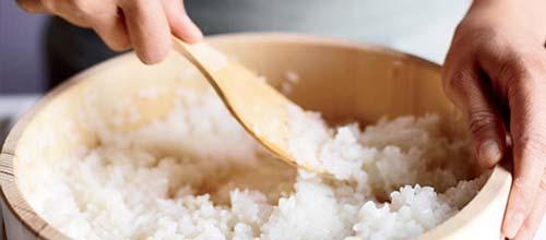 Ingredientes que se usan al hacer sushi