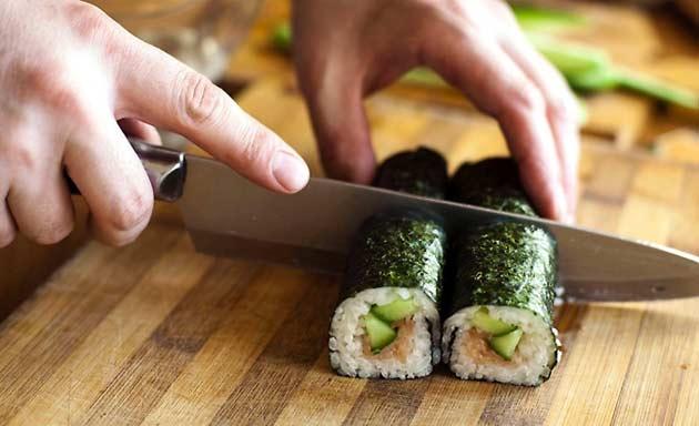 Hacer Sushi En Casa