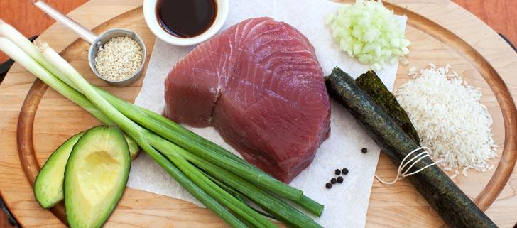 Resultado de imagen para condimentos para el sushi