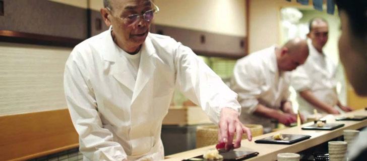 Sukiyabashi Jiro está considerado el mejor restaurante de sushi del mundo